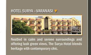 Hotel Surya –Varanasi