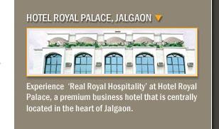 Hotel Royal Palace, Jalgaon