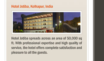 Hotel Jotiba, Kolhapur, India