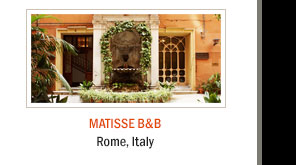 Matisse B&B