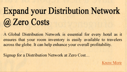 Expand your Distribution Network @ Zero Costs