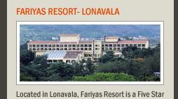 Fariyas Resort- Lonavala