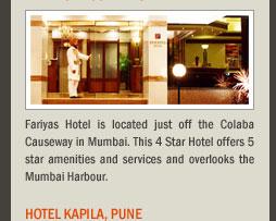 Fariyas Resort - Mumbai