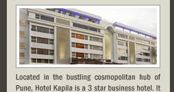 Hotel Kapila, Pune