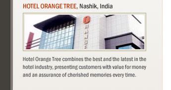 Hotel Orange Tree, Nashik, India