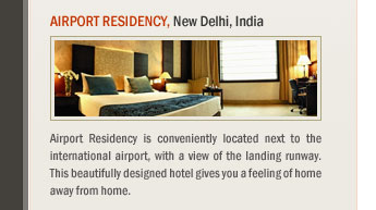 Airport Residency, New Delhi, India