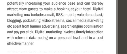 Why should hoteliers invest more in digital marketing?