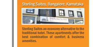 Sterling Suites, Bangalore, Karnataka