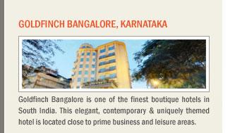 Goldfinch Bangalore, Karnataka
