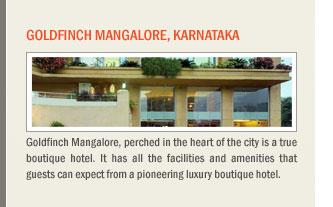 Goldfinch Mangalore, Karnataka