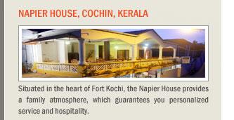 Napier House, Cochin, Kerala